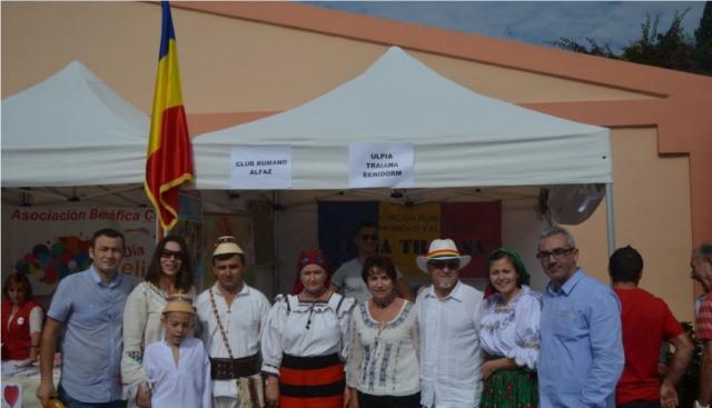 La Ziua Internațională a municipiului Alfaz del Pi a fost ...