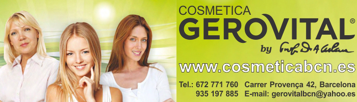 Cosmetica-Gerovital-Espana-Barcelona