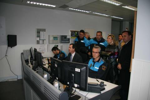Present. Proyecto Tecnología Edificio Policía Local Coslada 025(2)