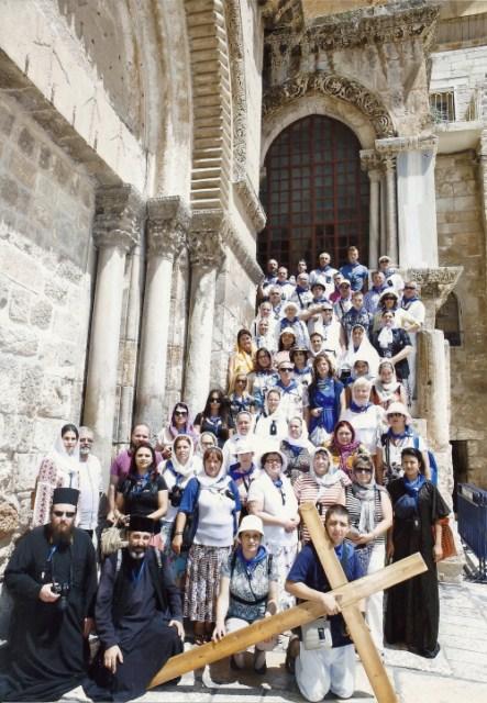 1. Ierusalim, Mormantul Domnului [640×480]