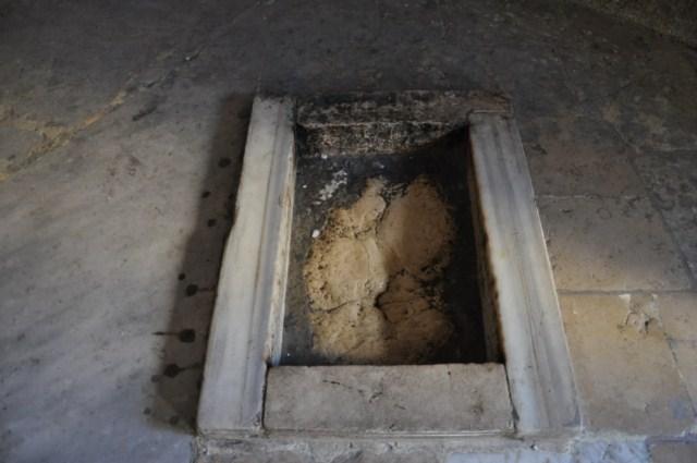 8. Piatra de pe locul Inaltarii Domnului, Ierusalim [640×480]
